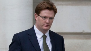 Lib Dem Chief Secretary to the Treasury Danny Alexander.