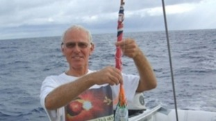 Roger Pratt was killed when his boat was boarded by attackers in St Lucia