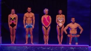 Whitehead and Healey dive into Splash! semi-finals