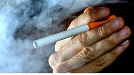 E-cigarettes ban for under-18s