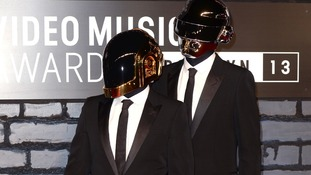 Daft Punk are up album of the year.