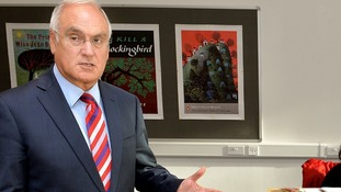 Sir Michael Wilshaw said he was 'spitting blood' over 'attacks' on Ofsted.