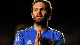 Juan Mata leaves Chelsea in £37.1m United move