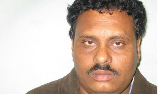 Srinath Aredla, a solicitor involved in the scam