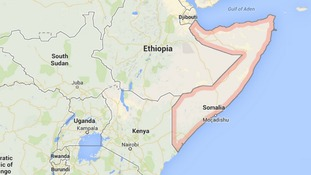 The strike took place in southern Somalia.