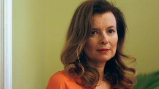 Valerie Trierweiler.