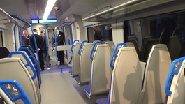 First glimpse at next generation of Thameslink trains