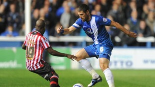 Peterborough United face an anxious wait to see if their match at Sheffield United will go ahead tonight.