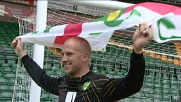 Goalkeeper John Ruddy flies the flag for club and country