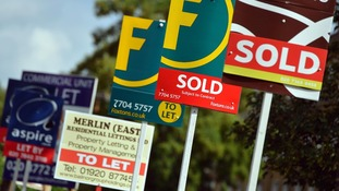 Estate Agent's boards