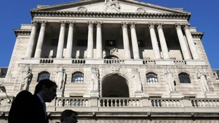 Bank of England to review its performance during financial crisis