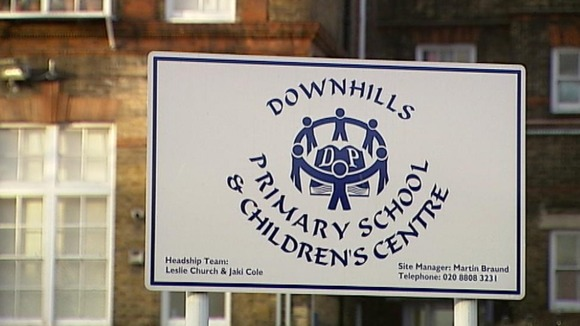 Downhills Primary School.