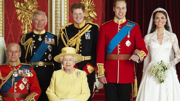 Prince william and catherine wedding pictures