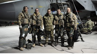 On 29th January 2014 617 Squadron 'The Dambuster' flew their final mission