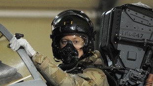 617 Squadron mission crews prepare for another sortie in support of coalition forces.