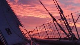 Clipper sailing race latest