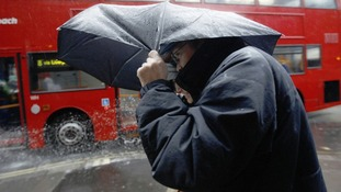Weather warnings in wettest January