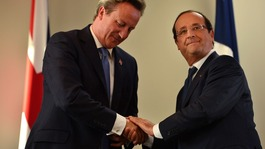 PM and Hollande agree defence and nuclear deals