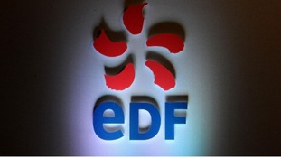 President Francois Hollande announced the deal with EDF Energy and its British partners