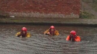 Five rescues have taken place in Manchester this month