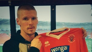 Andy Keogh joins on loan