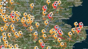 London on flood alert