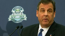 New Jersey Governor Chris Christie has repeatedly said he knew nothing of the lane closures at the time