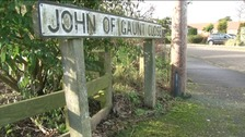 John of Gaunt Close