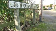 John of Gaunt Close