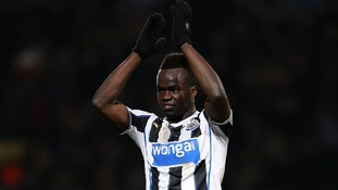 Cheick Tiote said the Tyne-Wear derby was the 'worst day of his career'.