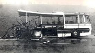 40th anniversary of M62 coach bomb tragedy