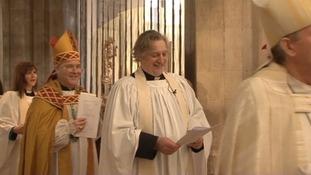 The Reverend Nicholas Henshall