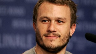 Heath Ledger died in 2008.