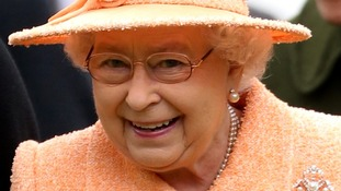 The Queen will visit Normandy in June.