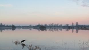 Flooding in the Lower Derwent Valley