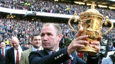 Neil Back was part of England's Rugby World Cup winning team in 2003