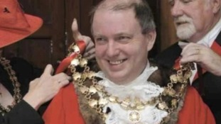 Jonathan Farmer, former Mayor of Wisbech.