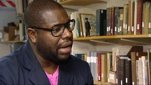 Director Steve McQueen on his hope 'to be useful' in highlighting the plight of modern slaves