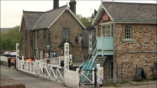 Grosmont Station