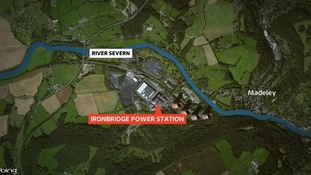 Ironbridge Power Station, Shropshire