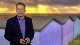 The weather for the ITV Meridian region