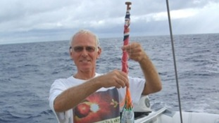 Roger Pratt died while on holiday off the coast of St. Lucia