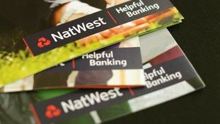 NatWest leaflets