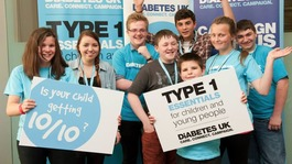 County Durham volunteer wins diabetes award
