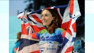 Amy Williams reflects on her Olympic success
