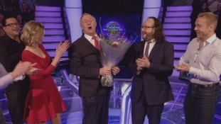 Chris Tarrant signs off in last ever Who Wants To Be A Millionaire? show