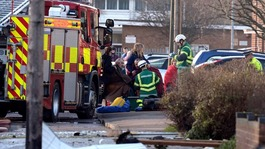 Several injured and homes destroyed in Clacton explosion