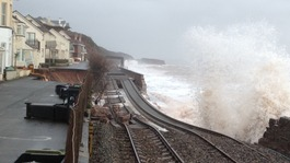 Main rail line through Dawlish reopens