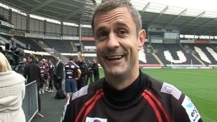 Cup tribute to Steve Prescott