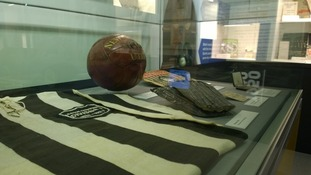 The exhibition, at the Discovery museum, runs until October.